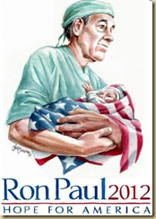 Ron Paul, Obstetrician: No Abortions, No Federal Money