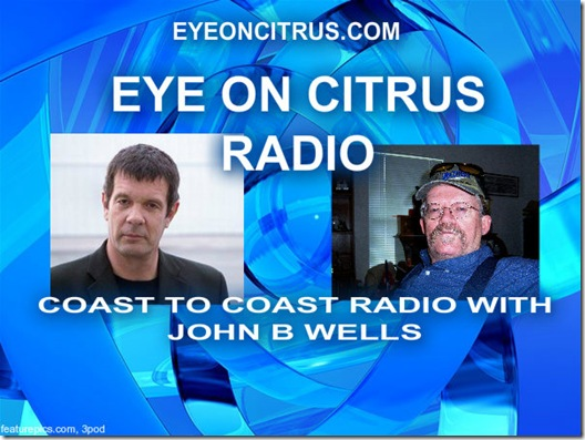 EYEONCITRUS SHOW JULY 21 2012