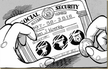 Privatizing Social Security end result would be like playing the Lotto with your old age retirement.  EYEONCITRUS.COM