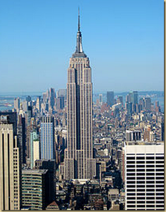 EMPIRE STATE BUILDING NYC    EYEONCITRUS.COM