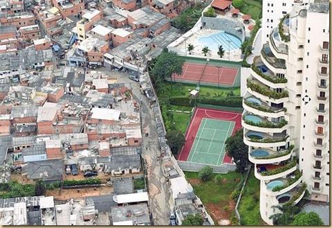 Favelas of  Brazil EYEONCITRUS.COM