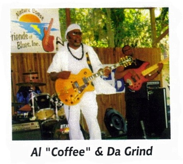 AL COFFEE and DA GRIND
