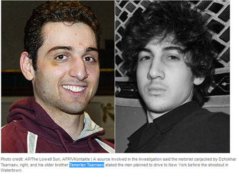 Tsarnaev brothers      EYEONCITRUS.COM