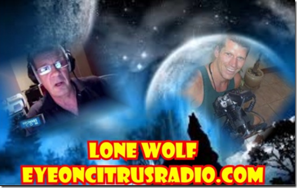 Lone Wolf on EYEONCITRUSRADIO.COM