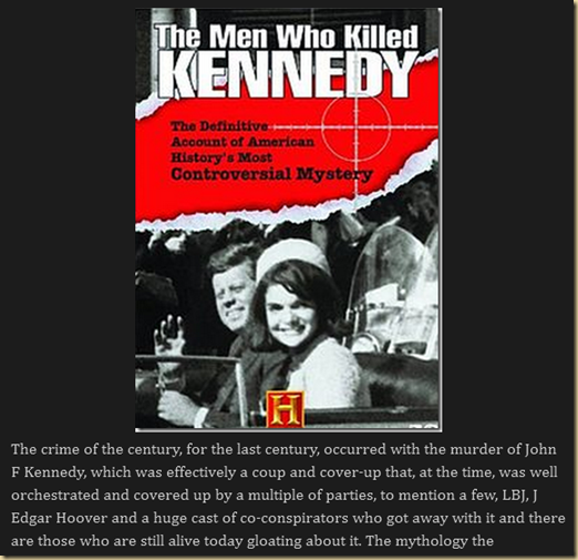 Watch The Men Who Killed KENNEDY Chapter 9 EYEONCITRUS.COM