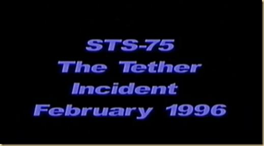 "NASA ""TETHER INCIDENT"" EYEONCITRUS.COM"