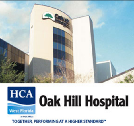 HCA OAK HILL HOSPITAL Spring Hill FL
