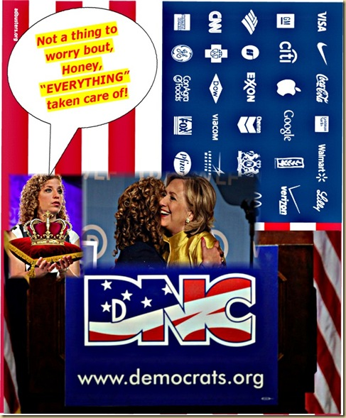 CLINTON WASSERMAN DNC
