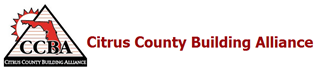 CITRUS COUNTY BUILDING ALLIANCE